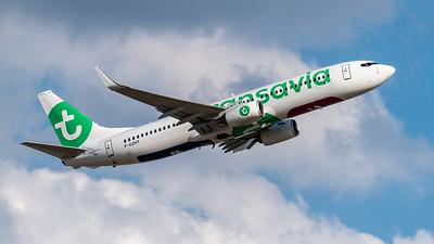 Transavia France / Boeing B737-8K2 / F-GZHT