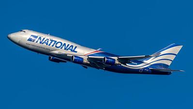 National Airlines / Boeing B747-428(BCF) / N919CA