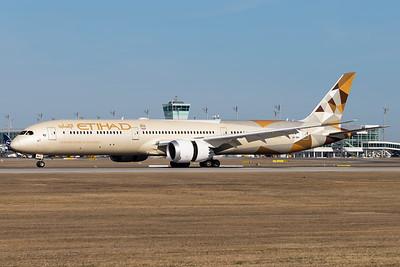 Etihad Airways / B78X / A6-BMA
