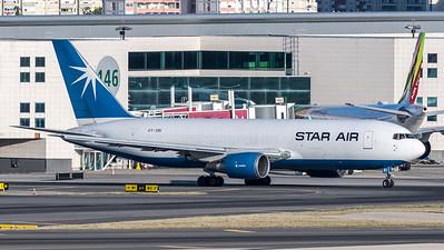 Star Air / Boeing B767-25E(BDSF) / OY-SRI