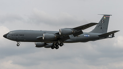 USAF / Boeing KC-135R Stratotanker / 58-0100