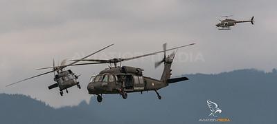 Austrian Air Force / Sikorsky S-70 Blackhawk / 6M-BF