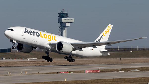 Aerologic / Boeing 77F / D-AALF