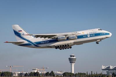 Volga Dnepr / Antonov An-124 / RA-82044
