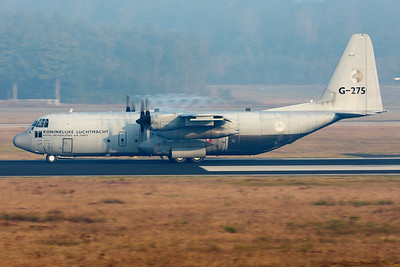 Netherlands - Royal Air Force | Lockheed C-130H-30 Hercules | G-275