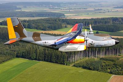 Germany - Air Force   Transall C-160D   50+40