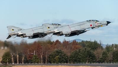 JASDF 301 Hikotai / McDonnell Douglas F-4J Phantom II / 07-8434 & 57-8356