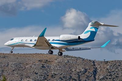 Private / Gulfstream G650 / 9H-CAA