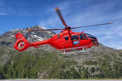 HeliTirol / EC135 / OE-XOO / Martin 8