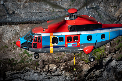 Heli Austria | AS332 Super Puma | OE-XJP