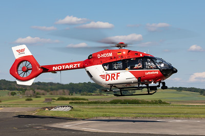 DRF Luftrettung | Airbus Helicopters H145 | D-HDSM