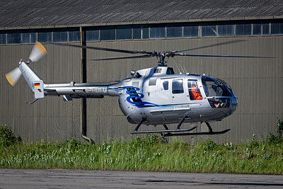 Airbus / Bo105 / D-HDFU
