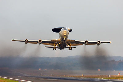 NATO - Airborne Early Warning Force | Boeing E-3A Sentry | LX-N90452