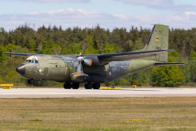 Germany Air Force / C-160 Transall / 50+57