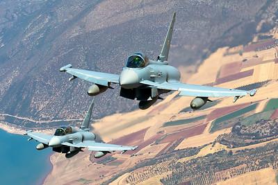 Germany - Air Force   Eurofighter Typhoon EF2000   30+75