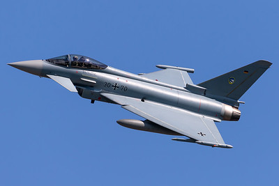 Germany Air Force / Eurofighter / 30+70
