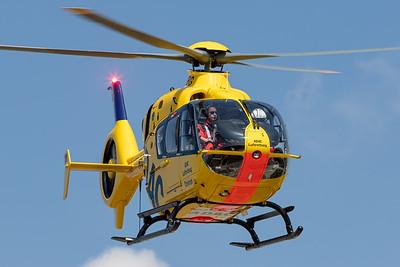 ADAC Luftrettung / EC135 / D-HHBG / Christoph 32