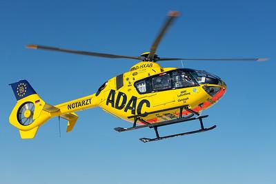 ADAC Luftrettung / EC135 / D-HXAB / Christoph 32
