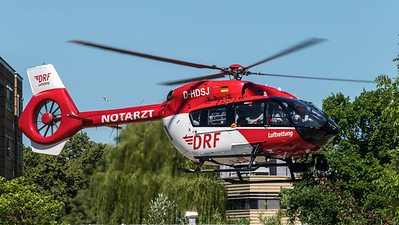 DRF / Airbus Helicopters H145 / D-HDSJ