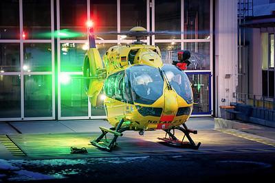 ADAC Luftrettung / H145 / D-HYAQ / Christoph Murnau