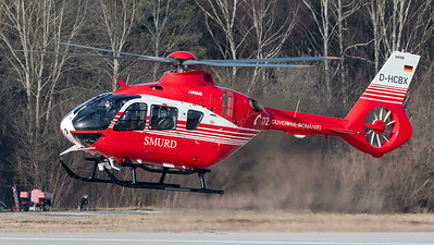 Romania - Emergency Rescue Service (SMURD) / Airbus Helicopters H135 / D-HCBX