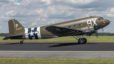 "Hugo Mathys ""Airborne"" / Douglas C-47A / N150D 43-15087"