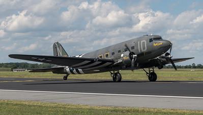 """Tunison Foundation """"Placed Lassie"""" / Douglas C-47A / N74589 42-24064"""