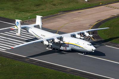 Antonov Airlines / Antonov An-22A / UR-09307