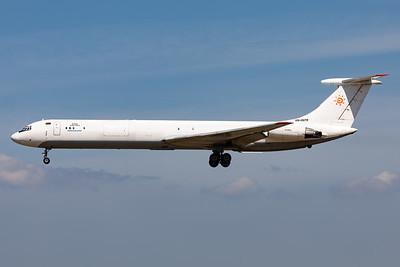Rada Airlines | Ilyushin Il-62MGr | EW-450TR