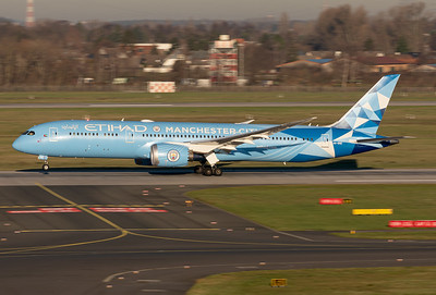 Etihad Airways / Boeing 787-9 Dreamliner / A6-BND