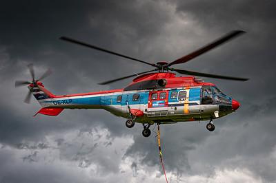 Heli Austria | AS332 Super Puma | OE-XLP