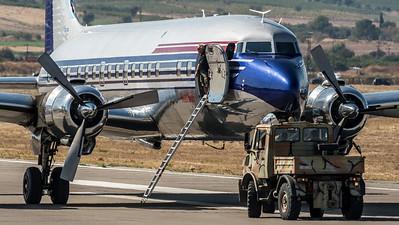 Flying Bulls / Douglas DC-6B / OE-LDM / Flying Bulls Livery