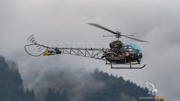Flying Bulls / Bell 47 G-3B-1 / OE-XDM