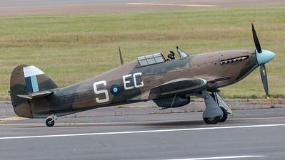BBMF / Hawker Hurricane Mk.IIC / PZ865