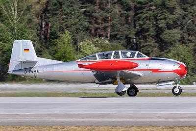 Messerschmitt Stiftung / HA-200 / D-IWMS