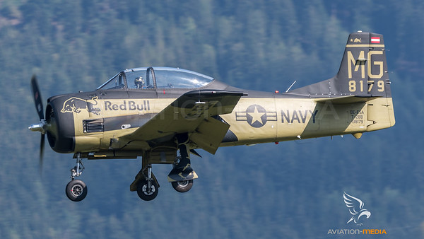 Flying Bulls / North American T-28B Trojan / OE-ESA 138179 MG