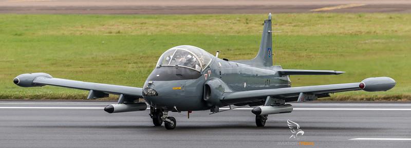 Private / BAC 167 Strikemaster / G-SOAF