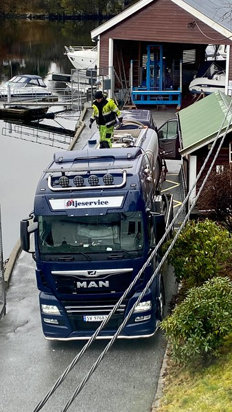 Dieseltank rengjøring 2021