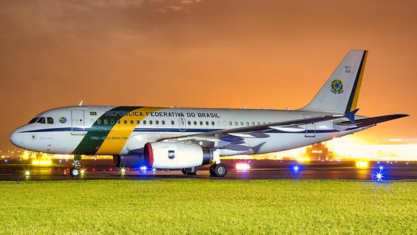 Forca Aerea Brasileira Airbus A319 2101