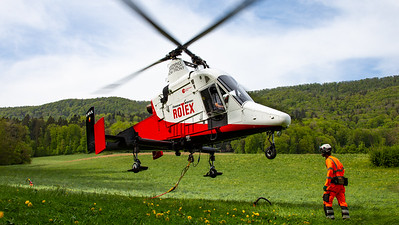 Rotex Helikopter AG Kaman K-1200 K-Max HB-ZTW