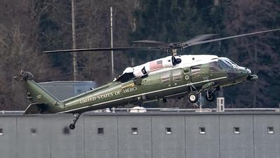 """United States of America Sikorsky VH-60N White Hawk 163263 """"Marine One"""""""
