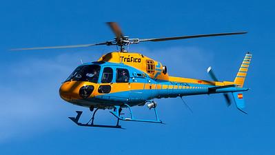 DGT - Dirección General de Tráfico Aérospatiale AS 355N Ecureuil 2 EC-HCE