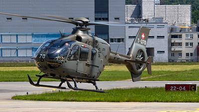 Swiss Air Force Eurocopter EC-635 T-370