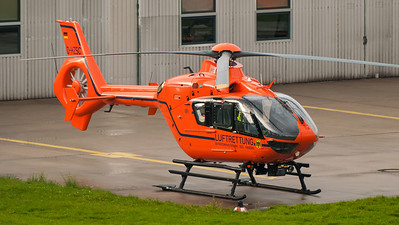 Luftrettung - Bundesministerium des Innern Airbus Helicopters H135D-HZSC