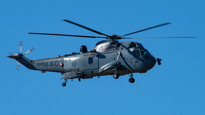 Royal Canadian Air Force Sikorsky CH-124A Sea King 12440