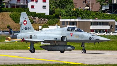 Swiss Air Force Northrop F-5E Tiger II J-3044