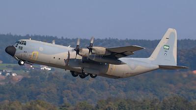 Royal Saudi Air Force Lockheed C-130 Hercules 1631