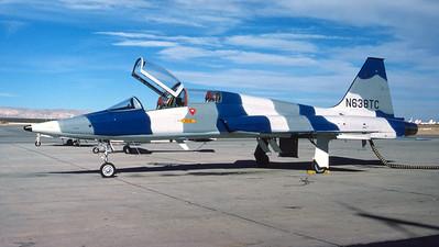 Thornton Corporation Northrop F-5 / T-38A Talon N638TC