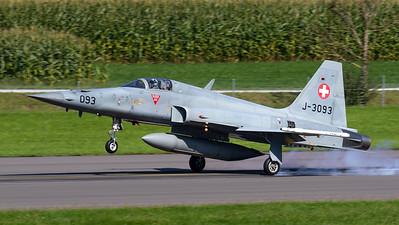 Swiss Air Force Northrop F-5E Tiger II J-3093