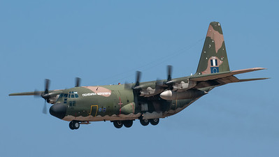 Greece Air Force Lockheed C-130 Hercules 744